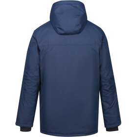 Regatta Stypher Chaqueta Aislante Impermeable Hombre, azul